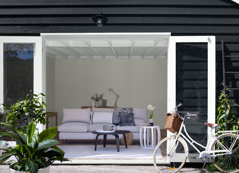 Berger Paints Jamaica Image May Contain Indoor Cozy Project On